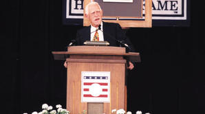 Sparky Anderson - Induction Speech