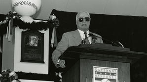 Richie Ashburn induction speech