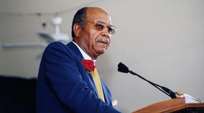 Larry Doby induction speech