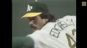 Dennis Eckersley - Baseball Hall of Fame Biographies, 0:53
