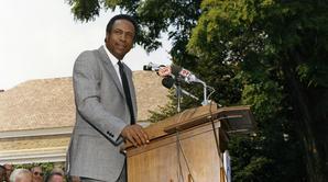 Frank Robinson induction speech