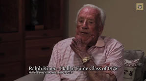 Hall of Fame Interview With Ralph Kiner - Pt. 1