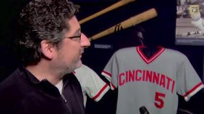 Barry Larkin & The Cincinnati Reds