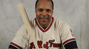 Barry Larkin Hall of Fame interview