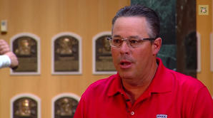 Greg Maddux Full Interview - 2014 Baseball Hall of Fame Inductees