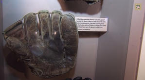 Willie Mays & Brooks Robinson's World Series Glove