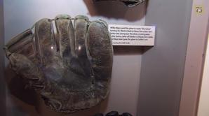 Willie Mays & Brooks Robinson's World Series Glove