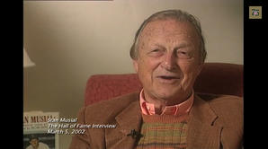 Stan Musial Interview - Baseball Hall of Fame