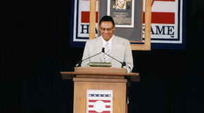Tony Perez induction speech