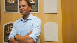 Mike Piazza Hall of Fame interview