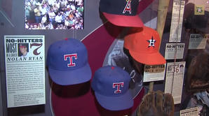 Texas Rangers 2011 World Series - Baseball Hall of Fame