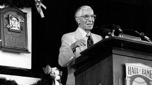 Phil Rizzuto induction speech
