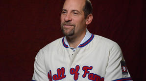 John Smoltz - Hall of Fame Election Interview