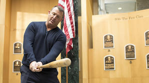 Jim Thome Pointers from the Pros