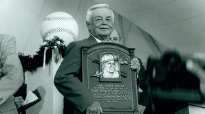 Earl Weaver induction speech