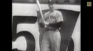 Joe DiMaggio - Baseball Hall of Fame Biographies, 0:46