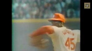 Bob Gibson - Baseball Hall of Fame Biographies, 0:46