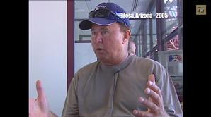Ron Santo - Baseball Hall of Fame Interview