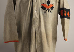 #Shortstops: World War I history preserved at Museum through uniform donation