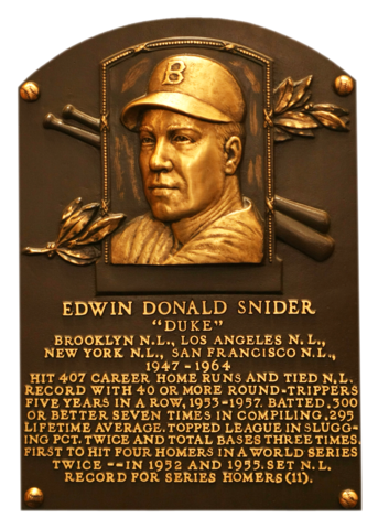 Image result for duke snider images