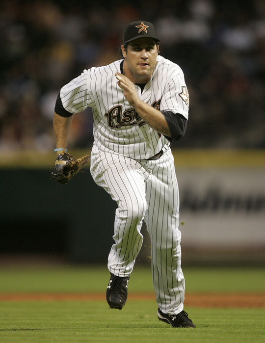 In 15 big league seasons, Lance Berkman was named to six All-Star Games. (National Baseball Hall of Fame and Museum)