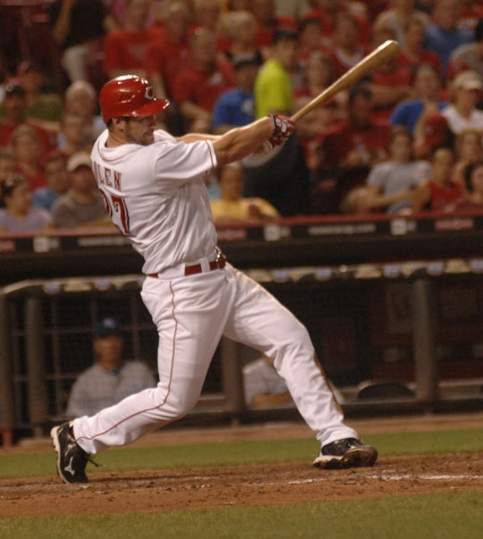 In 17 big league seasons, Scott Rolen won eight Gold Glove Awards and played all of his 2,023 games at third base. (National Baseball Hall of Fame and Museum)