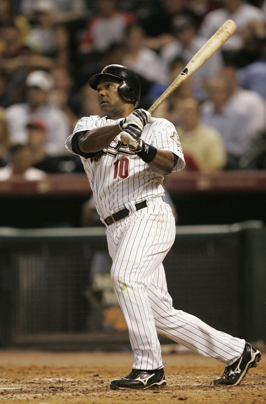 A six-time All-Star over 16 big league seasons, Miguel Tejada totaled 307 home runs and won the 2002 American League MVP Award. (National Baseball Hall of Fame and Museum)