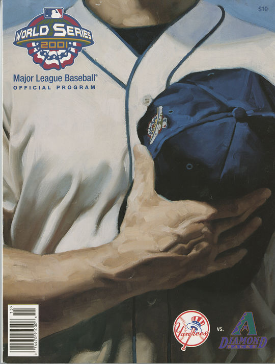 One of the most memorable moments for Rippley was the 2001 World Series, one of three Fall Classics he officiated, and the only one in which he was a crew chief. (National Baseball Hall of Fame)