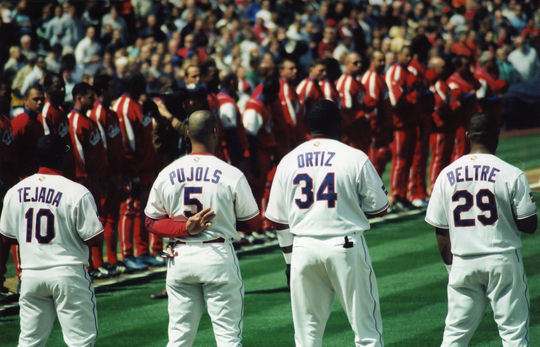 The 2006 World Baseball Classic, part of which took place in San Diego, Calif. (Richard Lasner/National Baseball Hall of Fame and Museum)