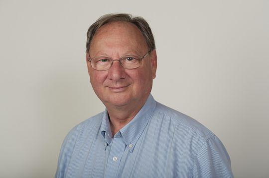 2013 J.G. Taylor Spink Award Winner Paul Hagen (David Bergman/National Baseball Hall of Fame Library)