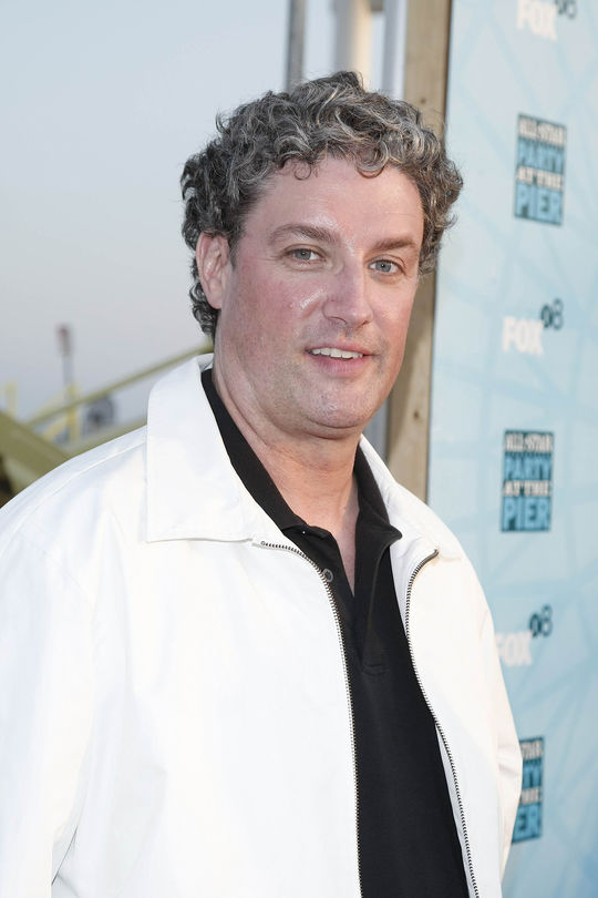 Al Jean has been a producer and writer for THE SIMPSONS since 1989. (Photo Courtesy of FOX)