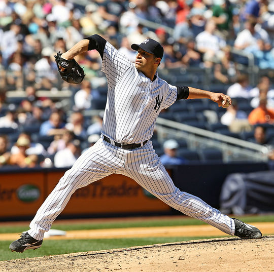 Andy Pettitte won 253 games over 18 big league seasons and pitched for five teams that won the World Series. (National Baseball Hall of Fame and Museum)