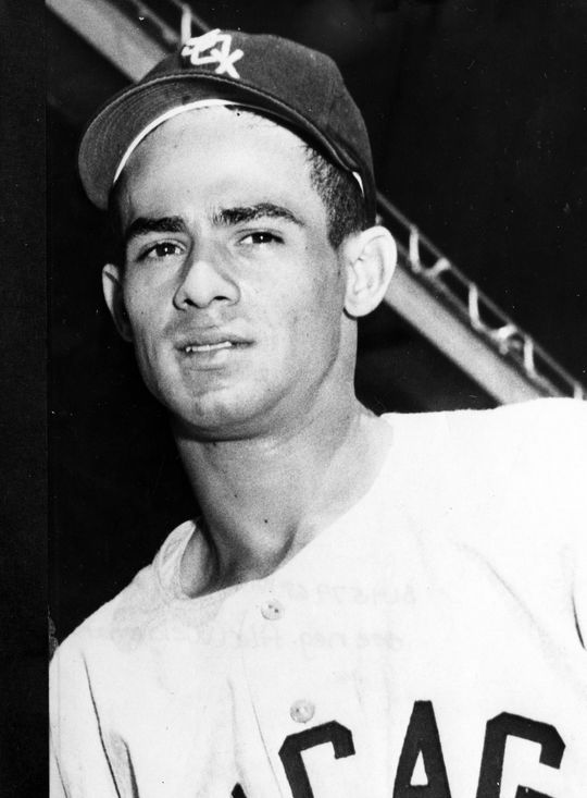 Following the 1962 season, the White Sox and Orioles pulled off a blockbuster trade, with Baltimore acquiring Luis Aparicio (pictured above) and Al Smith from Chicago in exchange for four players, including Hoyt Wilhelm and Pete Ward. (National Baseball Hall of Fame and Museum)