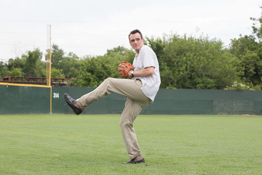 <em>Brockmire</em>, an IFC series starring Hank Azaria (pictured above),  has been renewed for two additional seasons, slated to air in 2019 and 2020. (Photo courtesy of IFC)