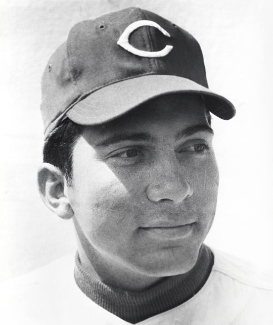 Johnny Bench won two National League Most Valuable Player Awards in his first five seasons in the big leagues, including in 1972 when he led the majors with 40 homers and 125 RBI. (National Baseball Hall of Fame and Museum)