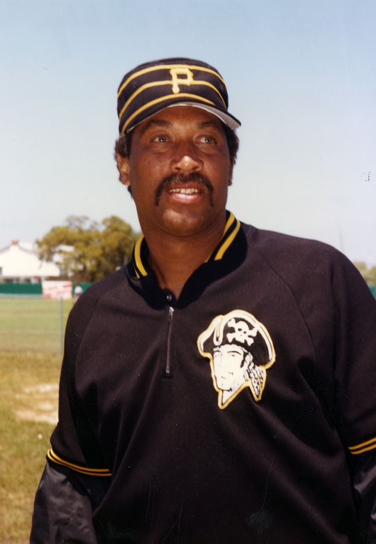 Jim Bibby recorded a 3.53 ERA in his five seasons with the Pittsburgh Pirates, leading the National League in winning percentage in both 1979 and 1980. (National Baseball Hall of Fame and Museum)