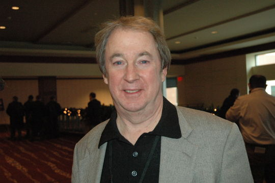 2010 J.G. Taylor Spink Award Winner Bill Madden (Ben Platt/National Baseball Hall of Fame Library)