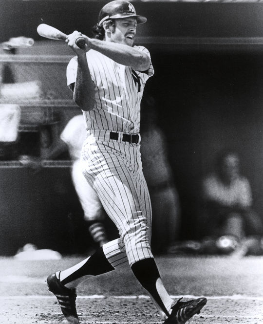 Ron Blomberg played for the Yankees and White Sox during eight big league seasons, hitting .293. (National Baseball Hall of Fame and Museum)
