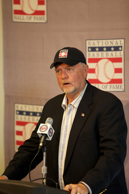 Bert Blyleven served as a pitching coach on the Netherlands' World Baseball Classic team in 2009, 2013 and 2017. (National Baseball Hall of Fame)