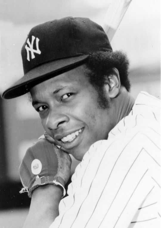 Bobby Brown's finest big league season came in 1980 with the Yankees when he hit .260 with 14 home runs and 27 stolen bases. (National Baseball Hall of Fame and Museum)