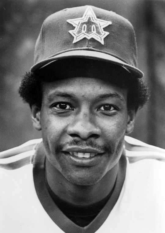 Bobby Brown was traded from the Yankees to the Mariners on April 6, 1982, in a deal that sent Shane Rawley to the Yankees. (National Baseball Hall of Fame and Museum)