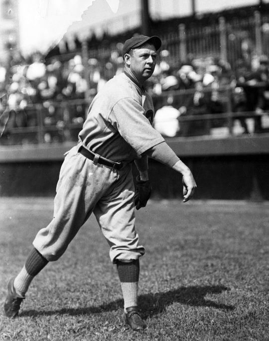 Mordecai Brown posted a 2.06 ERA and a .648 winning percentage over his 14-year-career. (National Baseball Hall of Fame and Museum)