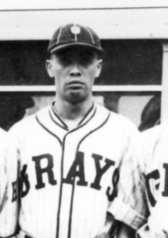 Ray Brown fue uno de los mejores lanzadores de un equipo de Homestead Grays que ganó ocho títulos de las Ligas Negras en un tramo de nueve años.  (Salón de la Fama y Museo de Béisbol Nacional)
