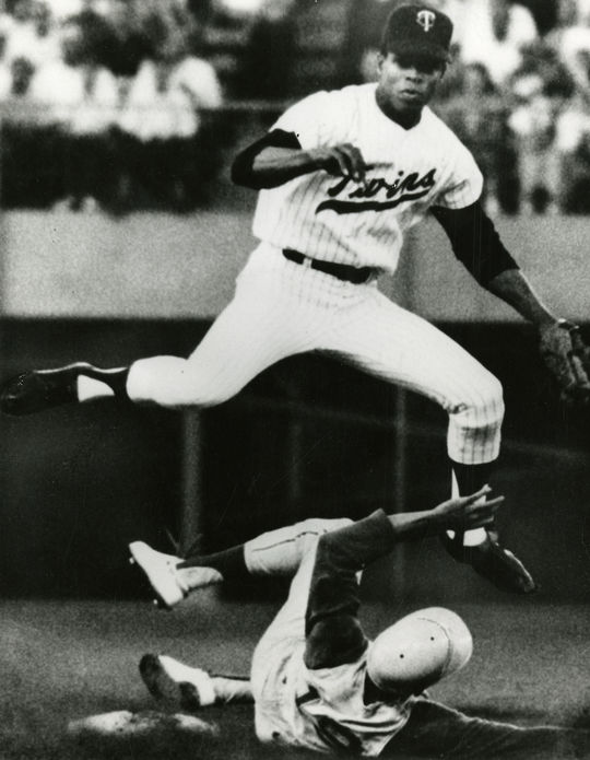 Rod Carew was named to 18 All-Star Games in his 19-year career. (National Baseball Hall of Fame)
