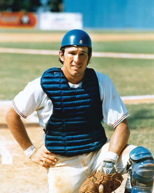 """Gary Carter, earned the nickname """"The Kid"""" during Spring Training camp with the Montreal Expos in 1973, due to his constant hustle. (National Baseball Hall of Fame)"""