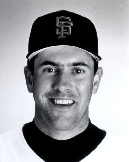 Today's Game Era candidate Will Clark played in the big leagues for 15 seasons. (National Baseball Hall of Fame and Museum)
