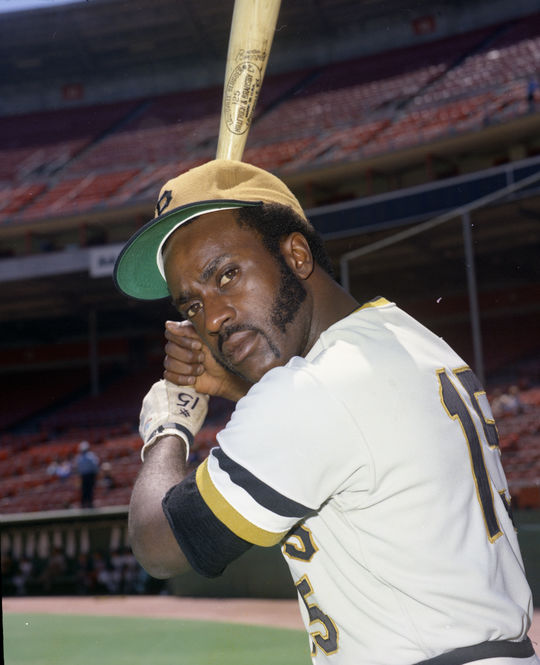Gene Clines was drafted by the Pirates in 1966 and later earned a World Series ring with Pittsburgh in 1971. (Doug McWilliams/National Baseball Hall of Fame and Museum)