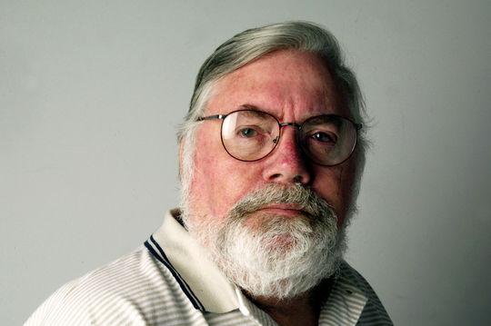 2011 J.G. Taylor Spink Award Winner Bill Conlin (Philadelphia Daily News/National Baseball Hall of Fame Library)