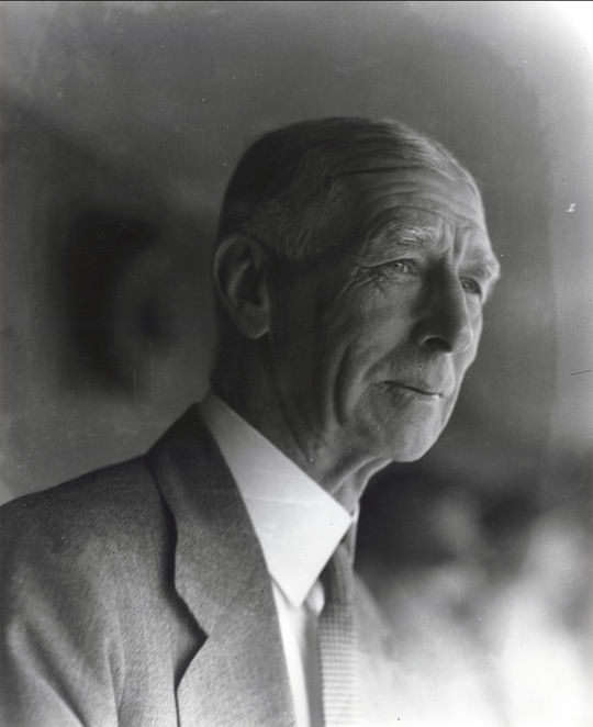 With the onset of the Great Depression, Connie Mack began dismantling his championship Philadelphia Athletics teams in the early 1930s. Mack, who was elected to the Hall of Fame in 1937, won a record 3,731 games as a manager. (Forrest Yantis/National Baseball Hall of Fame and Museum)