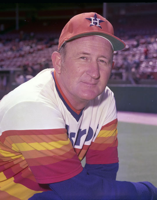 Legendary pitching coach Roger Craig helped Fred Norman refine his craft when both were in the Dodgers' organization in the early 1970s. (Doug McWilliams/National Baseball Hall of Fame and Museum)